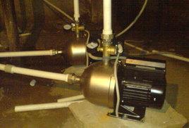 Способы повышения давления в водопроводе