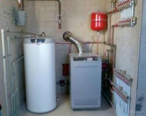 Системы отопления. Монтаж