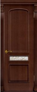 Венеция ДО Межкомнатная дверь из массива дерева + петли