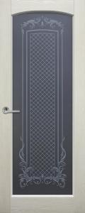 Межкомнатная дверь из массива Витраж ДО Белоруссия ОКА + петли