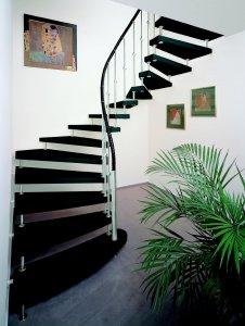 больцевые лестницы