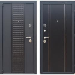 Входная дверь Модерн К-13 венге