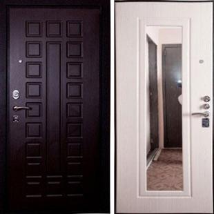 Дверь Лекс 4а с зеркалом