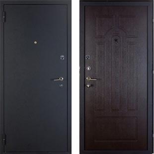 Дверь Черный Шелк Венге