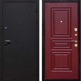 Дверь ЮГ-06 светлый махагон