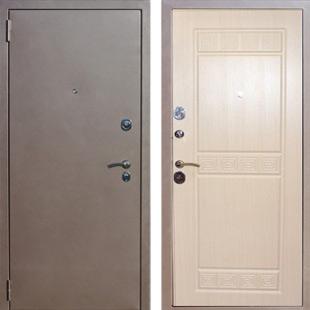 Дверь Юг- Троя Аргентум беленый дуб