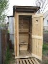 туалет на дачу
