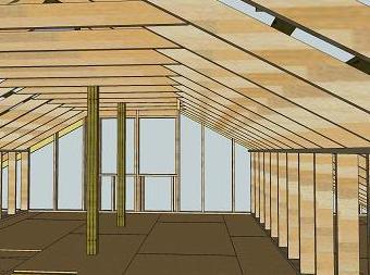 Проектирование каркасных домов и современный подход к этому