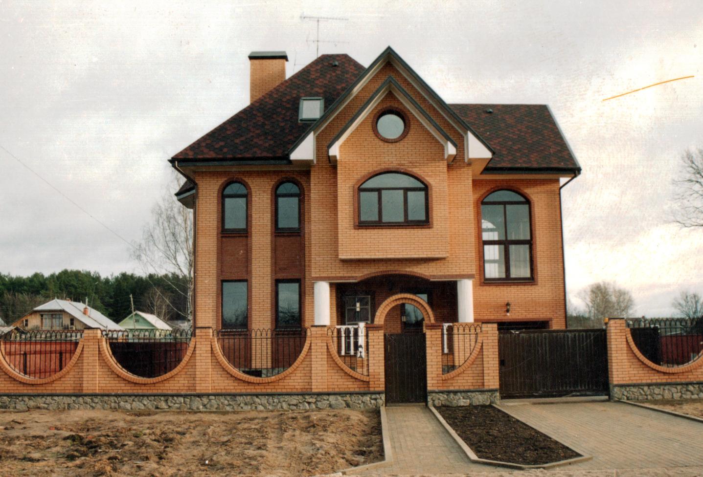 Строительство дома начинается с проекта.