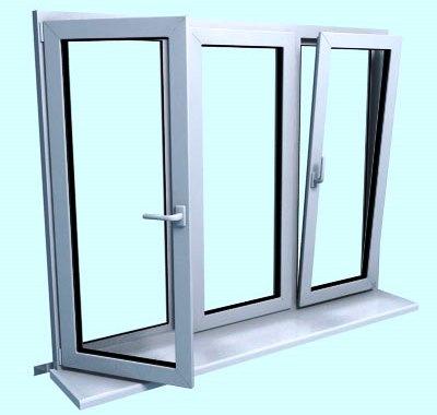 Характеристики деревянных и пластиковых окон