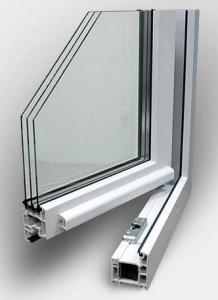 Многокамерный стеклопакет