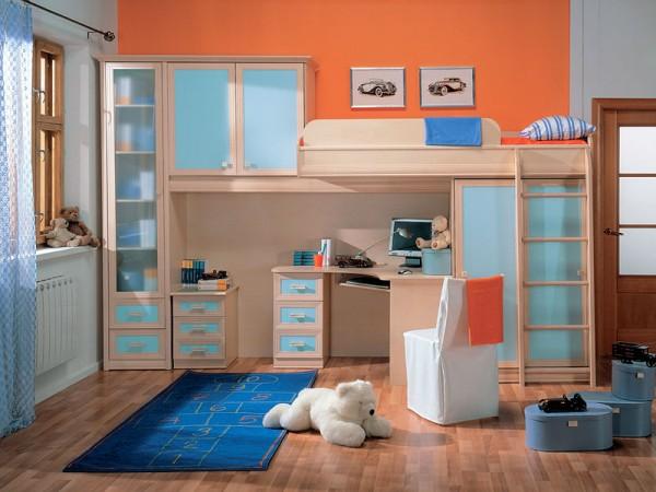 Критерии выбора мебели в детскую