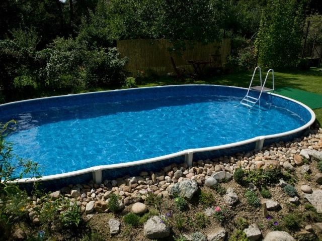 Как сделать полипропиленовый бассейн своими руками