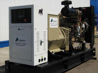 выбрать дизельную электростанцию