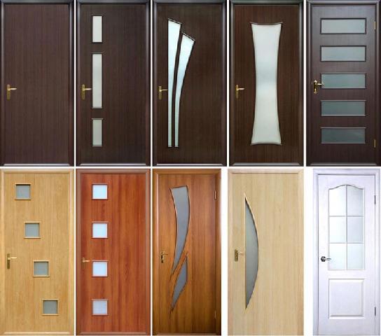 Выбор дверей для дома