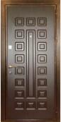 Металлическая дверь ТРОН