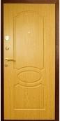 Металлическая дверь Style 2 А дуб