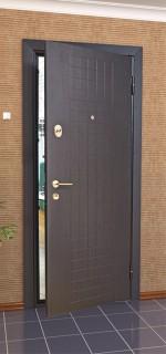 Стальные двери серии Омега