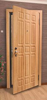 Стальные двери серии Профессор