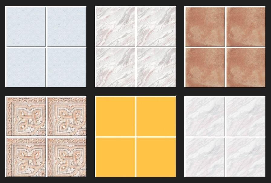 Современная керамическая плитка
